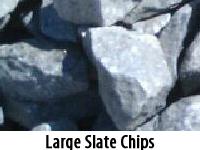 Large Slate Chips