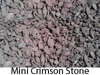 Mini Crimson Stone