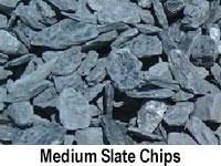 Medium Slate Chips